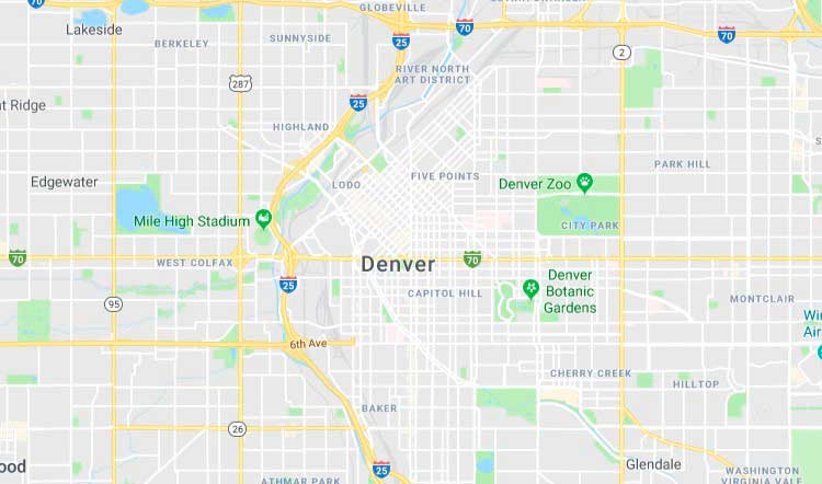 emergency clean up services Denver area Colorado