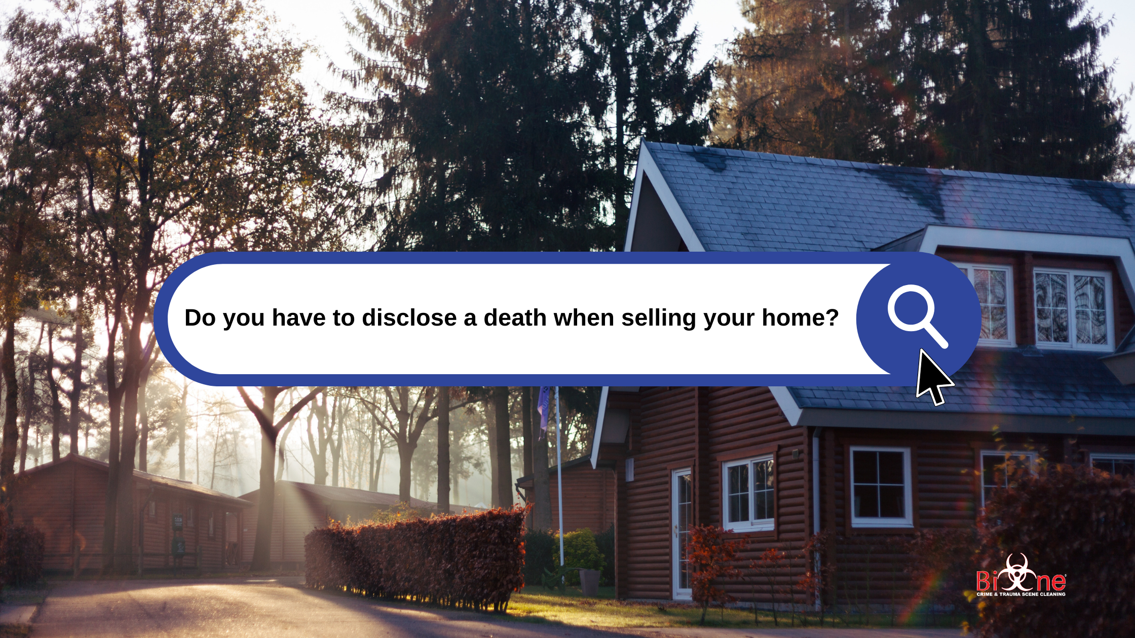 In Colorado, Do You Have to Disclose a Death When Selling Your Home?
